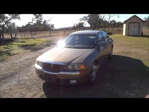 2001 Lincoln LS V6 Review