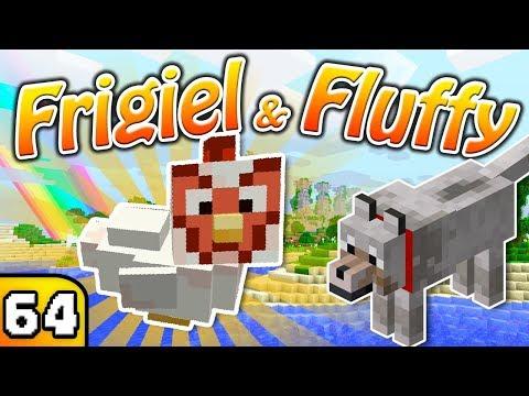 FRIGIEL & FLUFFY : CHICKY | Minecraft - S5 Ep.64 thumbnail