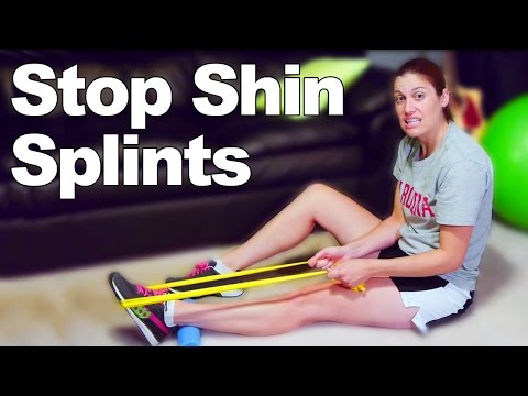 Shin Splints Strengthening Exercises & Stretches Ask Doctor Jo
