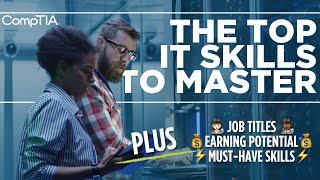 Top IT Skills In Demand 2021