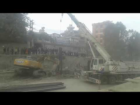 Wow Kalanki Underpass Road Construction Going Rapidly.. Nepal Road is Being Going Well
