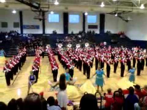 Saint Stephens High School Marching Indians
