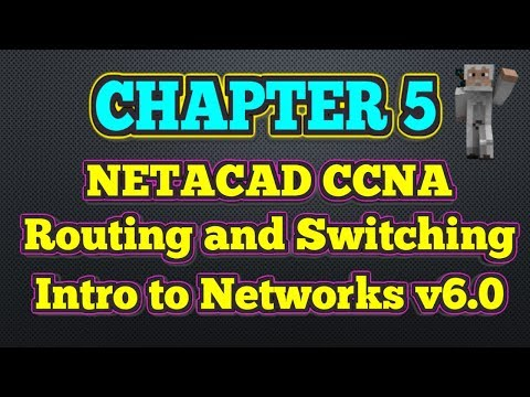 Cisco NETACAD Routing and Switching v6.0 - Chapter 5
