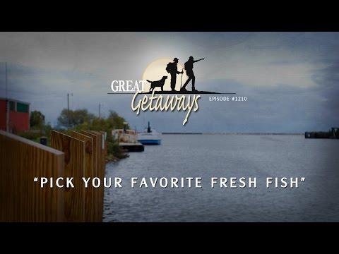 "Great Getaways 1210 ""Pick Your Favorite Fresh Fish"" [Full Episode]"