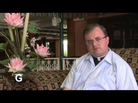 entrevista Padre Teo Dirk Kurt Kranz