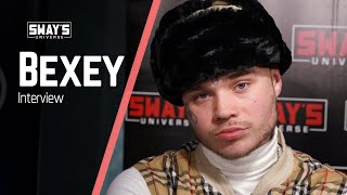 Bexey Leads New Wave of U.K. Rappers | SWAY'S UNIVERSE