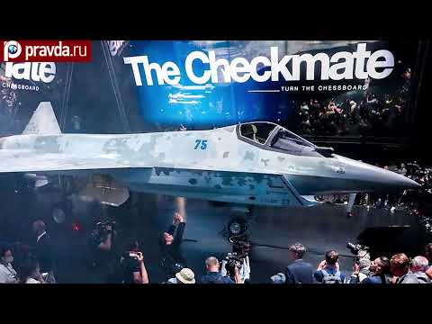 This is The Checkmate: Russia's first single-engine 5th gene
