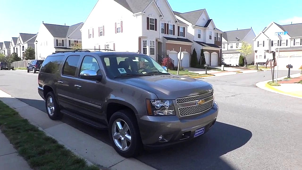 2012 chevrolet suburban ltz review and test drive youtube rh youtube com 2015 Chevy Suburban 2013 chevy suburban manual