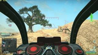 Planetside 2 - Banshee farm - Crown