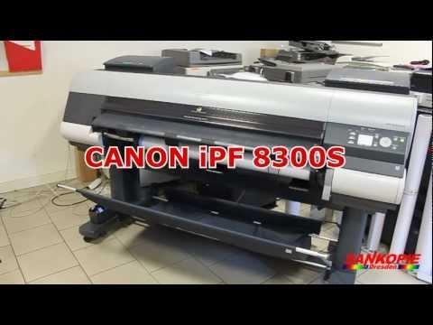 SANKOPIE Dresden - Canon iPF 8300S