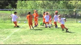 Spring 2015 Upward Soccer 4 & 5 Year Old League