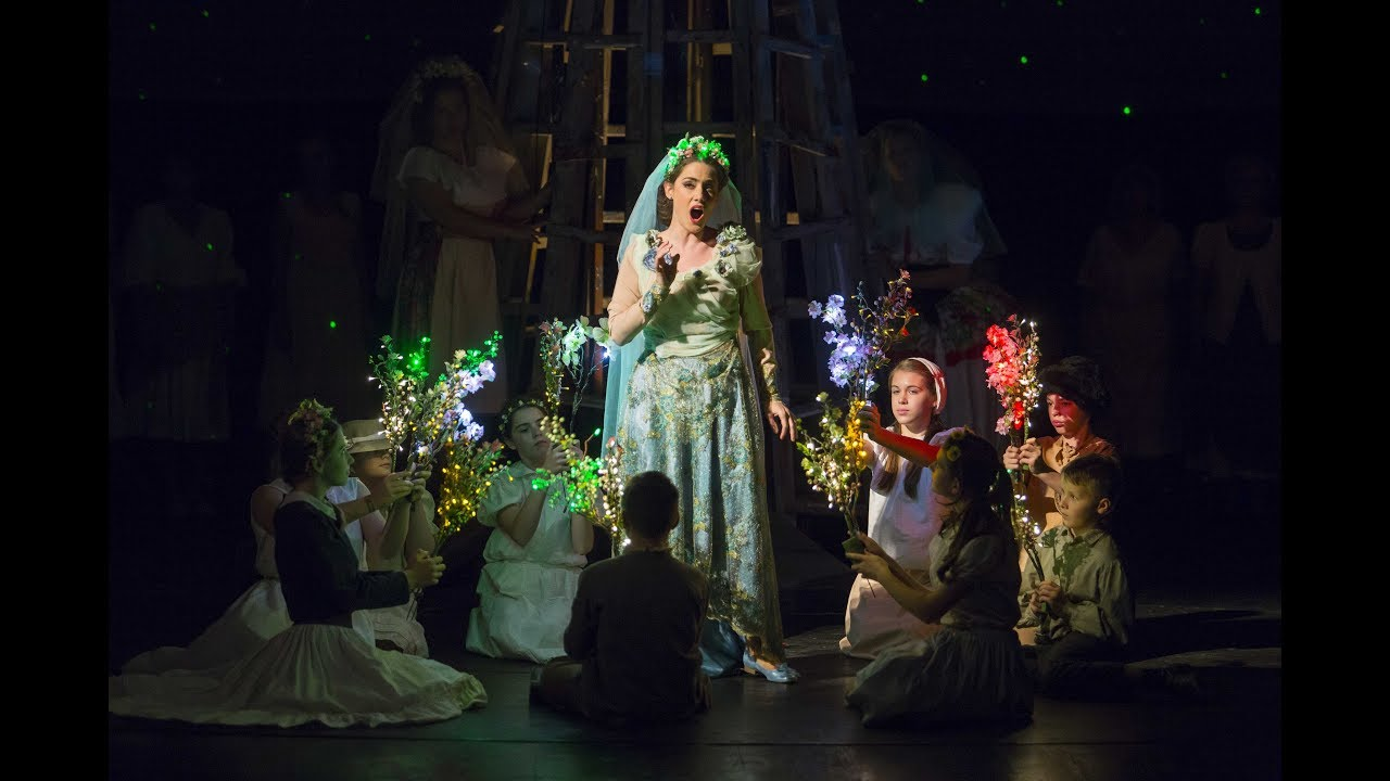 Lenka Pavlovič | Verdi | Falstaff | Ninfe, Elfi...Sul fil d'un soffio etesio | Nannetta