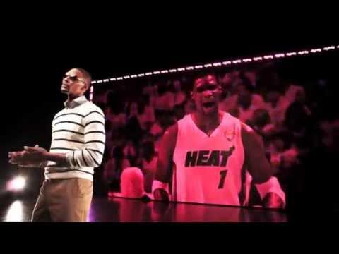 Miami Heat 2011-12 Intro Video