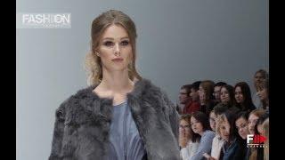 ANNA MARIA EGLIT Belarus Fashion Week Spring Summer 2018 - Fashion Channel