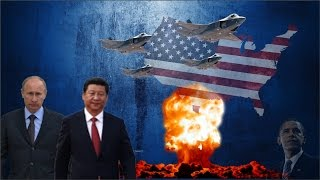 World War 3 : Russian and Chinese Warships spotted off East and West Coast of America (Sep 04, 2015)
