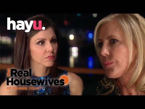 Vicki Begs Heather For Forgiveness | The Real Housewives of Orange County