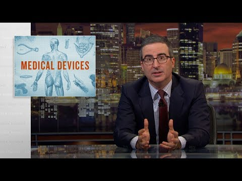 Medical Devices: Last Week Tonight with John Oliver (HBO)
