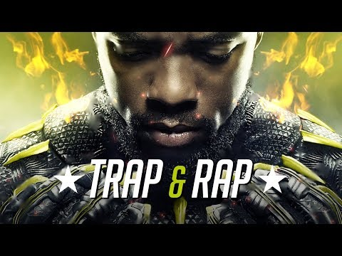 Trap & Rap Music 👑 Best Rap ● Bass ● Trap Mix 2018 👑 Black P