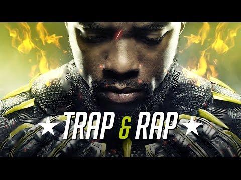 Trap & Rap Music 👑 Best Rap ● Bass ● Trap Mix 2018 👑 Black Panther