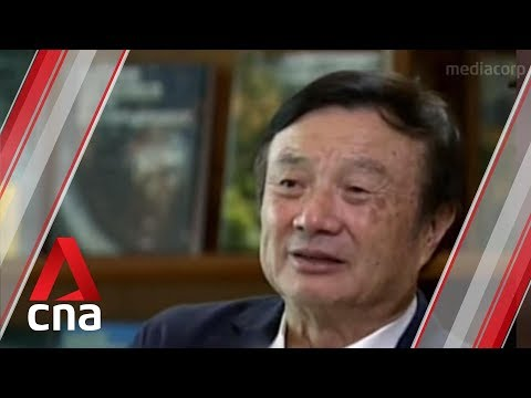 """US-China trade war: Huawei CEO prepared for """"protracted battle"""""""