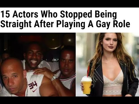 15 actors who stopped being straight after playing a gay role