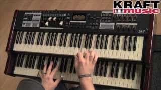 Hammond SK Series Organ Performance with Scott May and Christian Cullen
