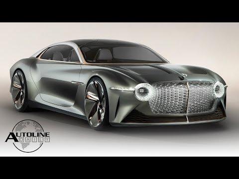 Bentley EXP 100 GT, Diesel Sales Climb - Autoline Daily 2630