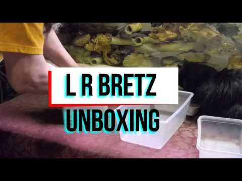 LR Bretz Unboxing!! 12/23