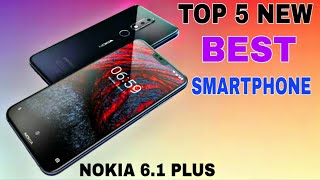 TOP 5 NEW AMAZING BEST ANDROID SMARTPHONE NEW TECHNOLOGY. 2019 GADGET TNQ