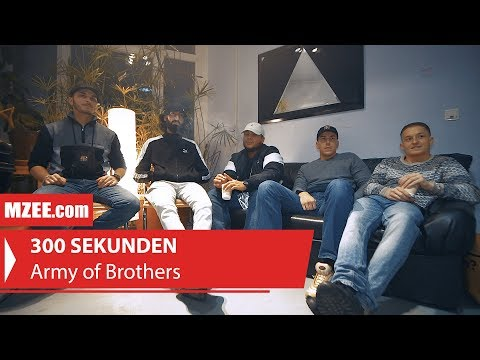 Army of Brothers – 300 Sekunden (Interview)