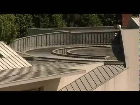 Alvaro Siza - Architectual faculty of the university of Porto