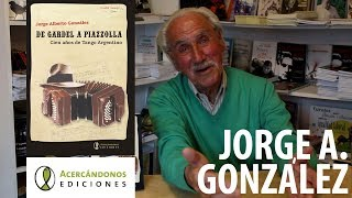 DE GARDEL A PIAZZOLLA - BOOKTRAILER