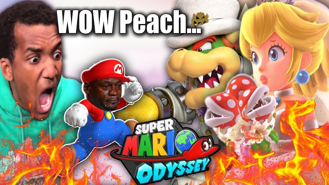 Peach Stream