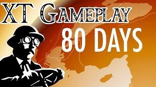 XT Gameplay: 80 Days - ein Mal um die Welt [Complete] [deutsch] [720p]