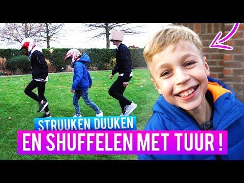SHUFFELEN MET TUUR - Q&A!