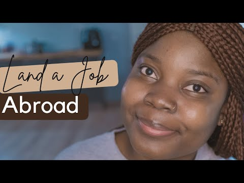 How to Find Job Opportunities Abroad | Germany, Sweden, Netherlands ✈️