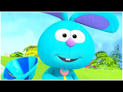 Cartoon for kids   Sun and Rain   45+ min   Compilation   Everythings Rosie