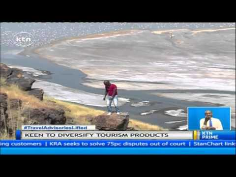 Kenya's tourism sector low due to decreasing number of tourists