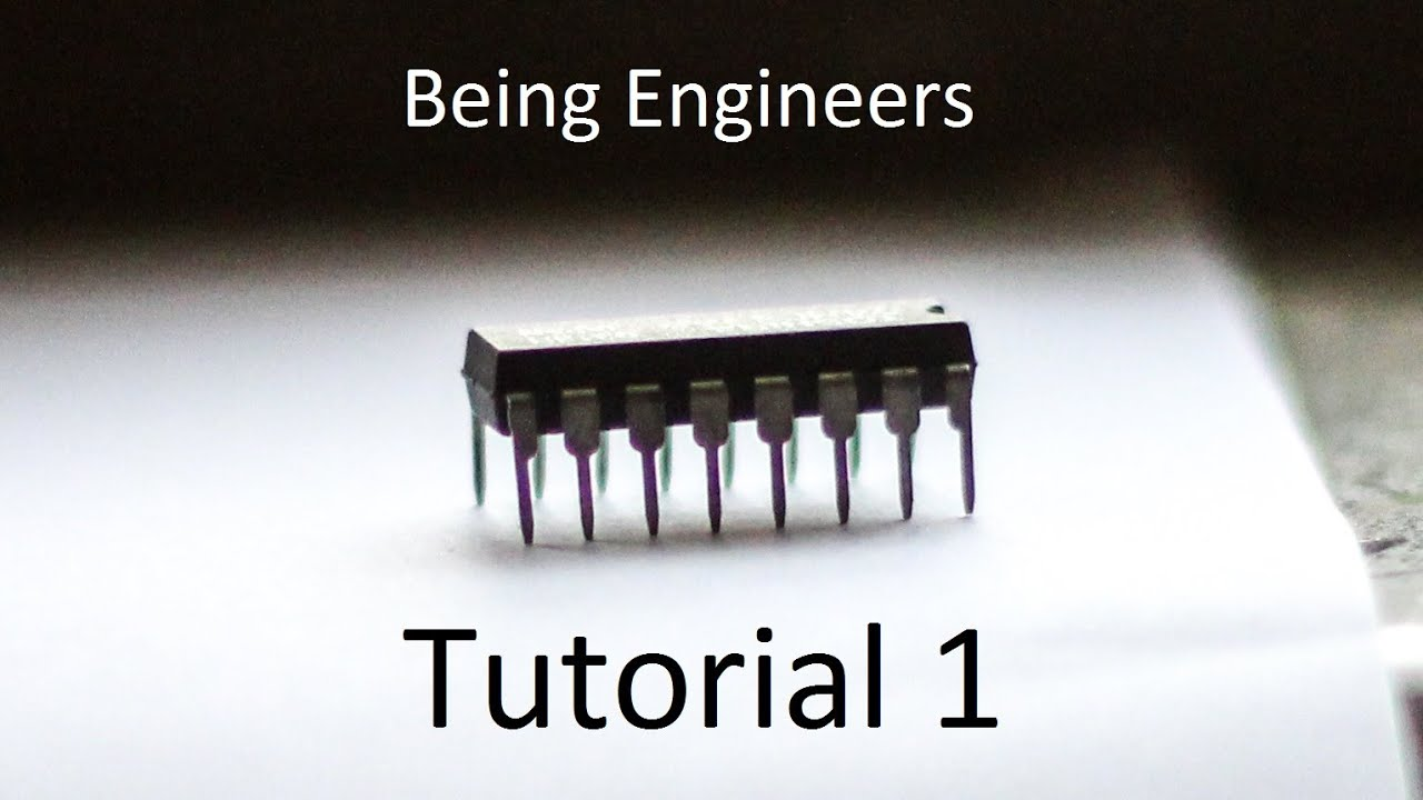 basic electronics tutorial 1 know about basic electronic components