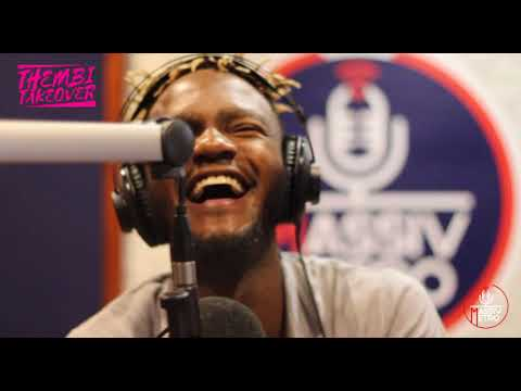 Kwesta Talks Working With Rick Ross & Other EXCLUSIVE Collaborations