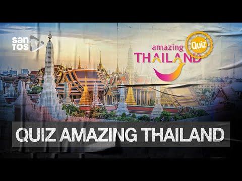 O QUE VOCÊ SABE SOBRE A #TAILÂNDIA? | QUIZ AMAZING THAILAND EP. 02