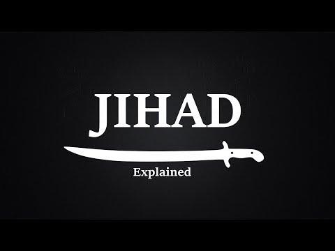 Jihad - The Holy War For Allah