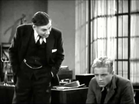 The Criminal Code (1931) - Walter Huston - Boris Karlov