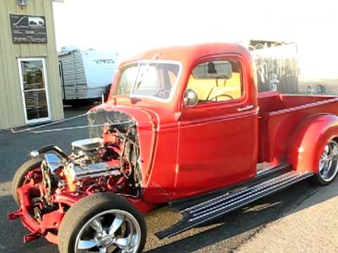 1940 Chevy Truck >> my 1940 chevy truck - YouTube