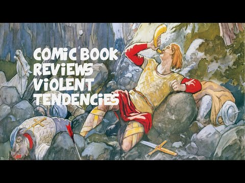 Comic Book Reviews - Violent Tendencies