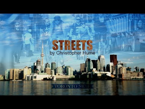 The Streets of Toronto: The future of our cities