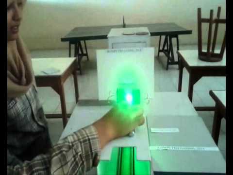 Interferometer Fabry-Perot Sederhana