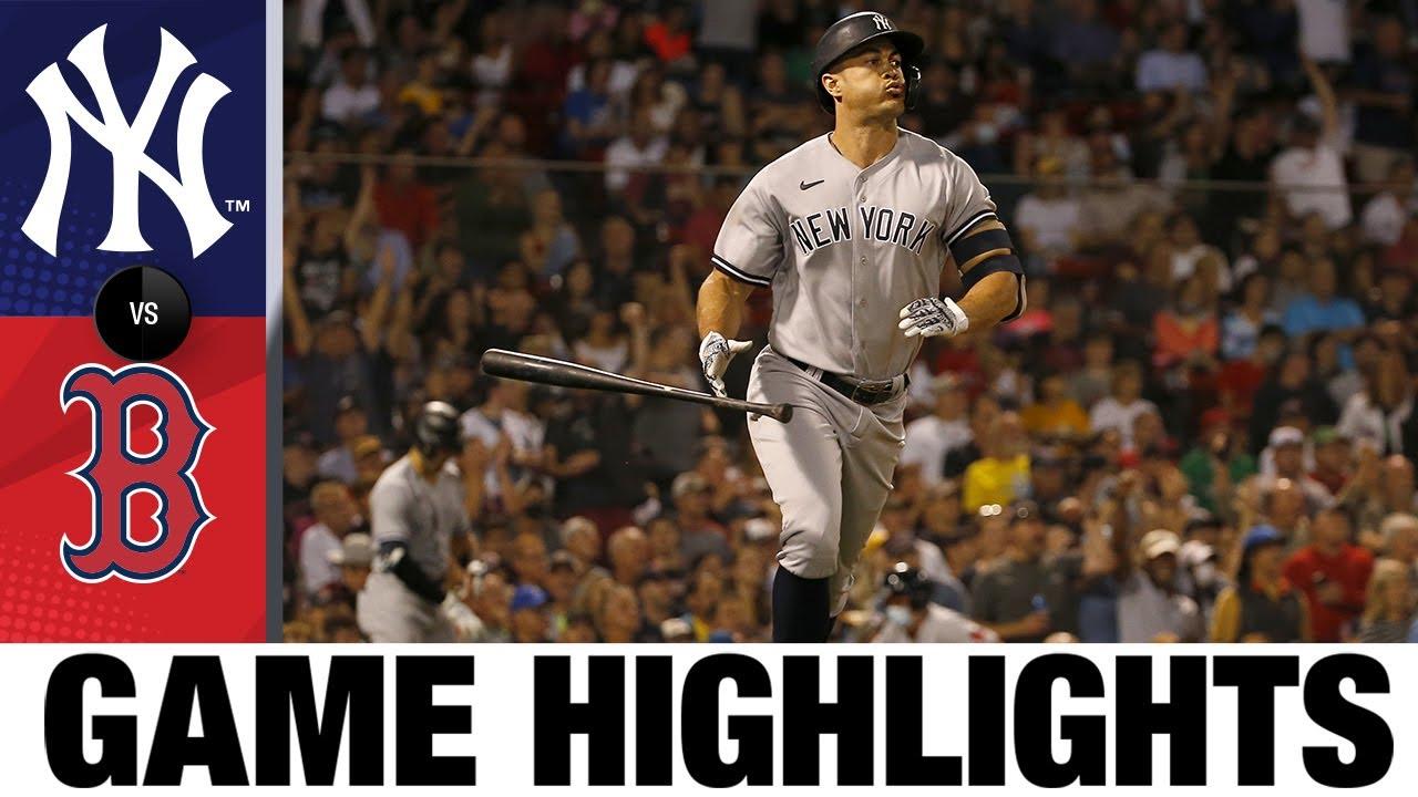 Download Yankees vs. Red Sox Game Highlights (9/24/21) | MLB Highlights