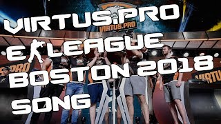 Rap o Virtus.PRO na E-League 2018
