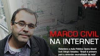 SÉRGIO AMADEU// Brasil é primeiro país a defender a neutralidade da rede